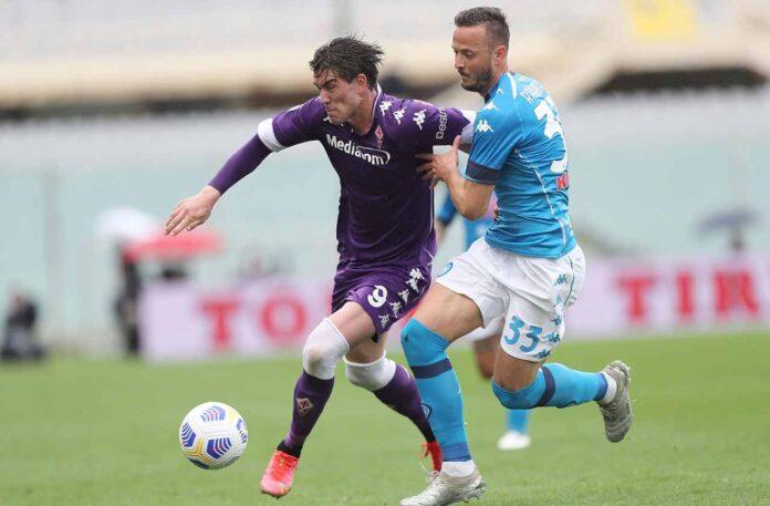 Diretta Fiorentina-Napoli