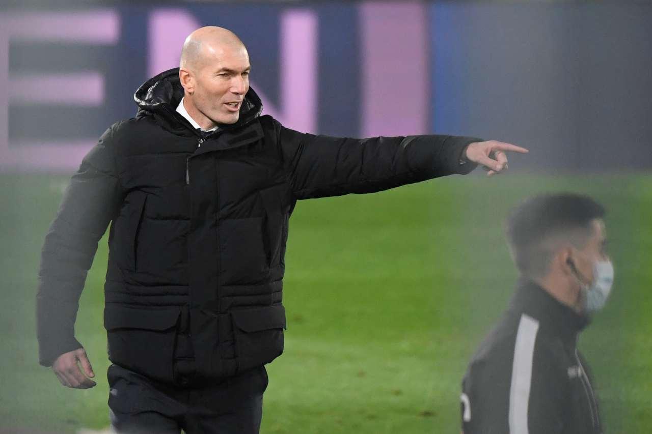 Calciomercato Juventus, occhi su Zidane | Allegri ha l'intesa: l'intreccio