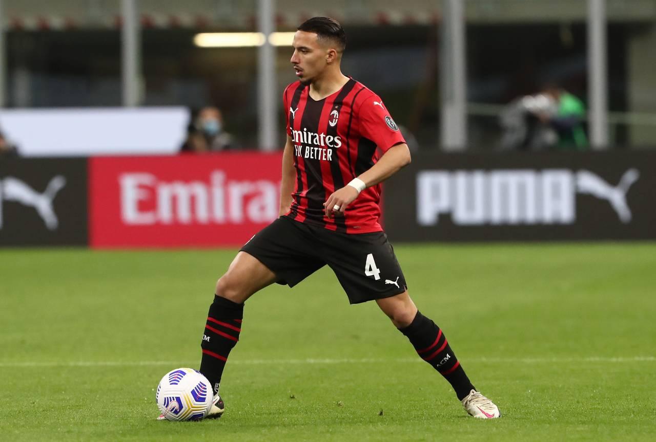 """Atalanta-Milan, critiche per Bennacer   """"Sta facendo pena"""""""