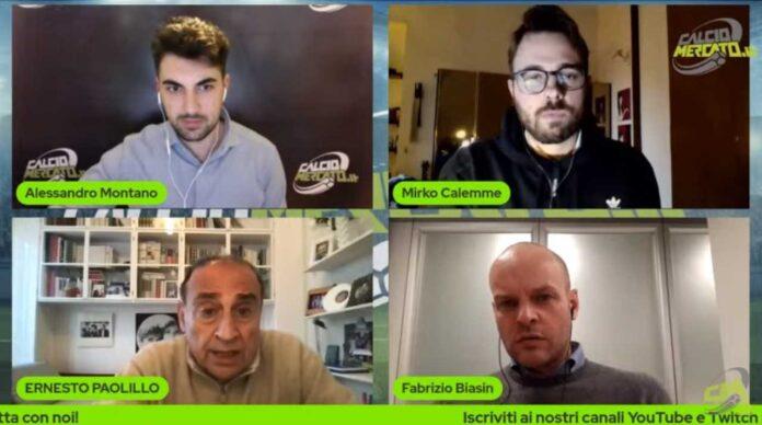Ernesto Paolillo a CMIT TV