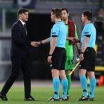 "Roma-Manchester United, Fonseca: ""Potevamo arrivare in finale"""