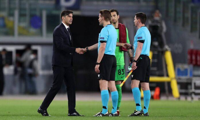 Roma-Manchester United, Fonseca: