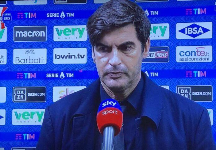 Sampdoria-Roma, Fonseca: