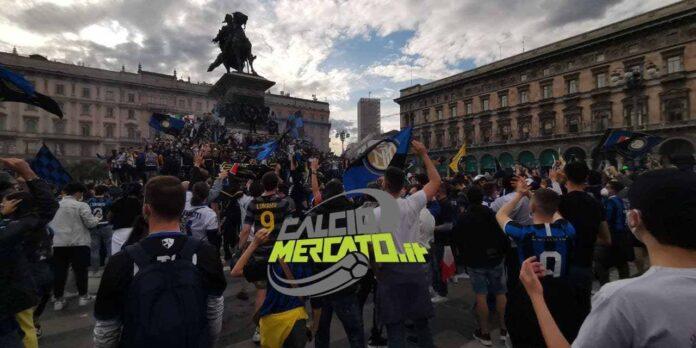 Scudetto Inter, assembramenti polemiche | Sileri: