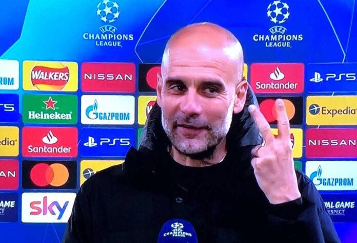 Manchester City, Guardiola: