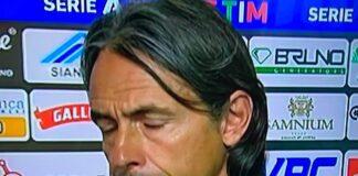 """Benevento-Crotone, Inzaghi duro con i suoi: """"Bisogna essere uomini"""""""