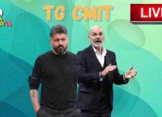 VIDEO - CMIT TV | TG calciomercato: DIRETTA LIVE alle 14