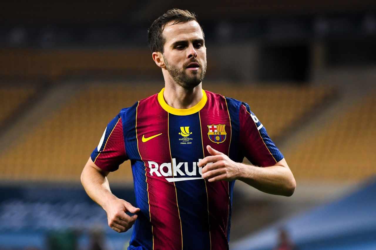 Juventus Pjanic Barcellona Allegri Koeman