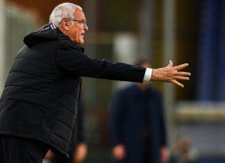 """Sampdoria-Roma, Ranieri: """"Conosco le difficoltà del mercato"""""""