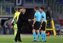 "Roma-Manchester United, Solskjaer: ""Troppe occasioni concesse"""