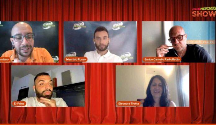 CMIT TV   Calciomercato Roma: