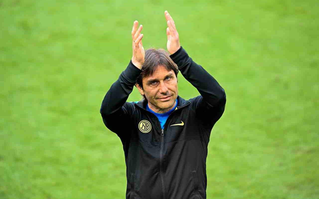Inter, Conte pentito