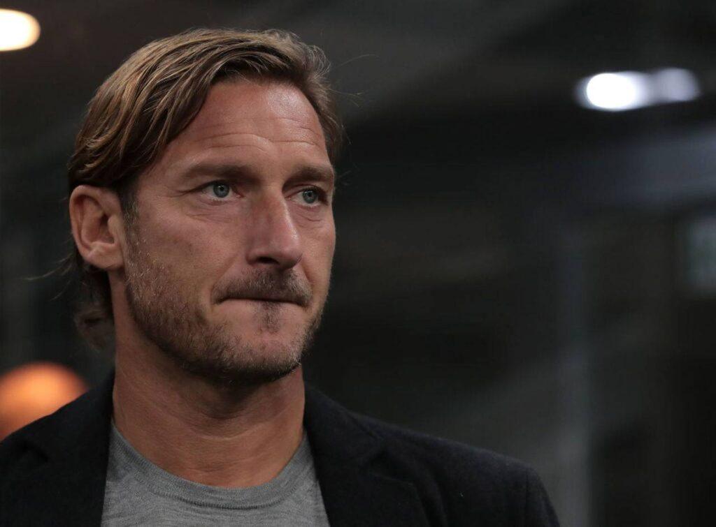 """Roma, Totti: """"Mi sarebbe piaciuto partecipare a un'Olimpiade"""""""