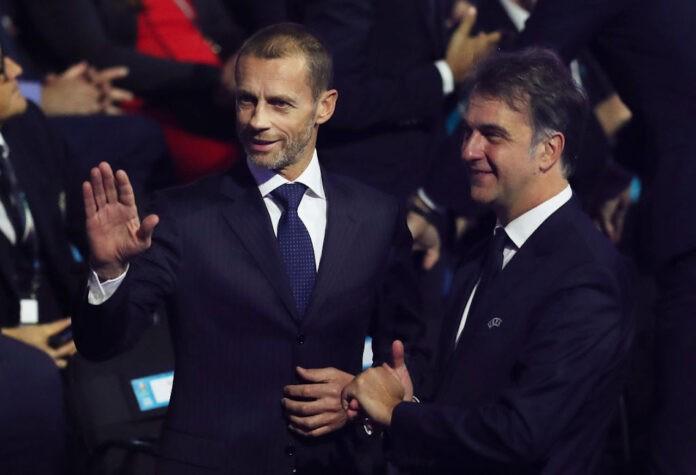 Superlega Ceferin Juventus