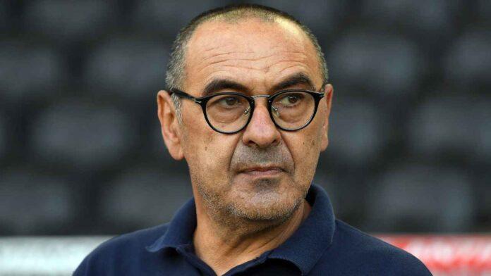 Calciomercato Lazio Sarri