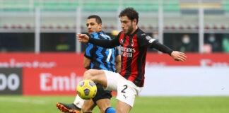Davide Calabria rinnovo Milan