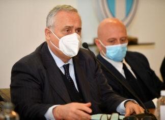 incontro Lazio Lotito Tare Ramadani