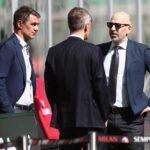 Dirigenza del Milan