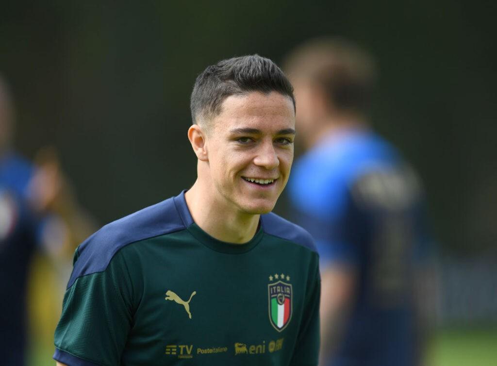 Biasin Raspadori Inter Vidal