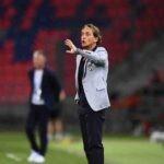 Mancini guida l'Italia