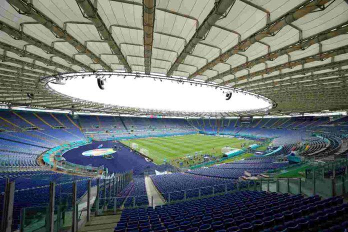 Euro 2020 Italia Turchia Piazza del Popolo