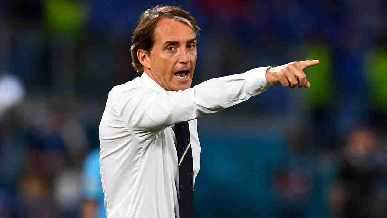 Italia-Svizzera Mancini