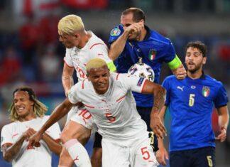Italia Svizzera, interviene il Var | Gol annullato a Chiellini: il motivo