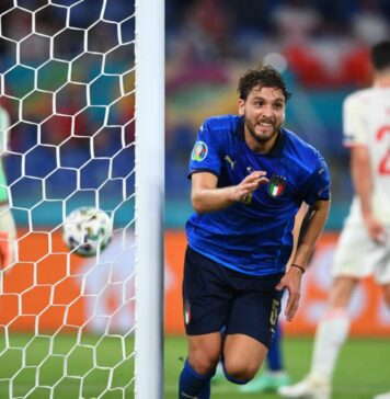 Italia-Svizzera, voti e tabellino del primo tempo: brillano Berardi e Locatelli