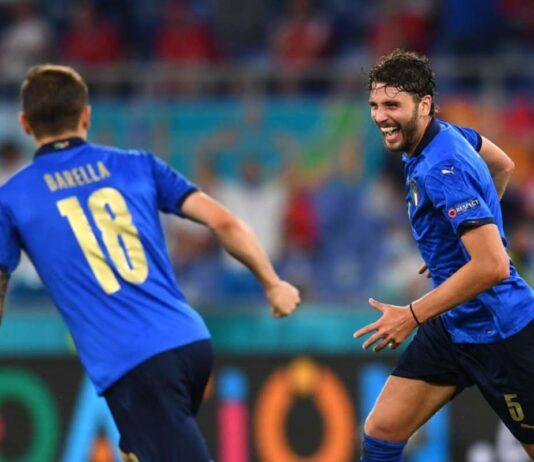 PAGELLE VOTI E TABELLINO ITALIA SVIZZERA 2-0: Locatelli show