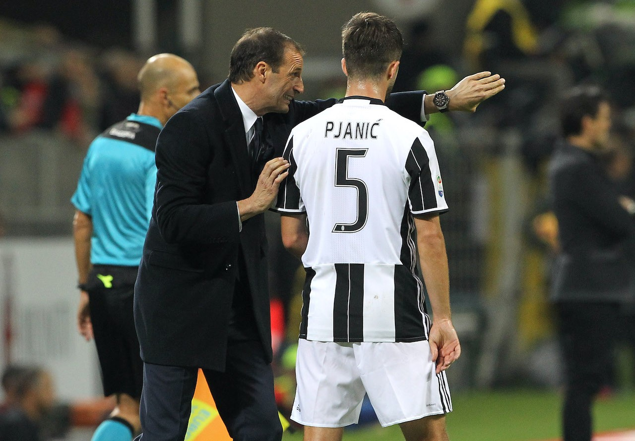 Calciomercato Juventus Pjanic Allegri