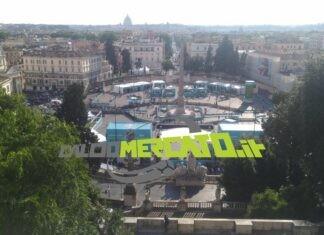piazza del popolo roma lazio