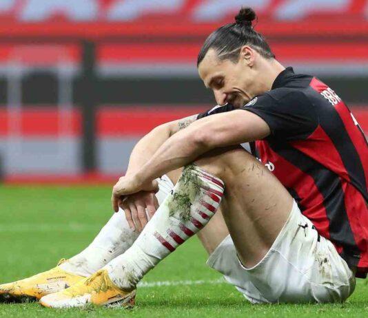 Milan, Ibrahimovic operato   Vuole tornare per la prima di Serie A