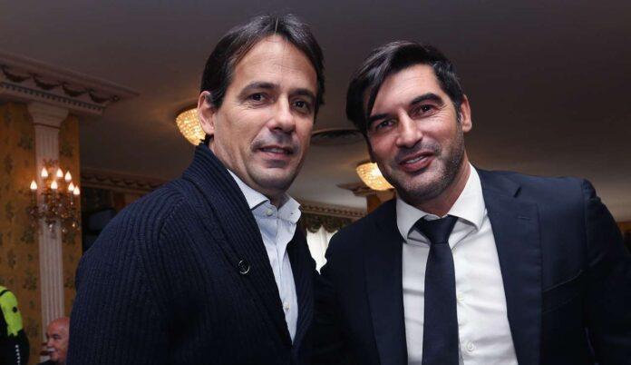 Inzaghi e Fonseca
