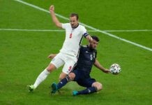 Euro 2020 Inghilterra Scozia Kane