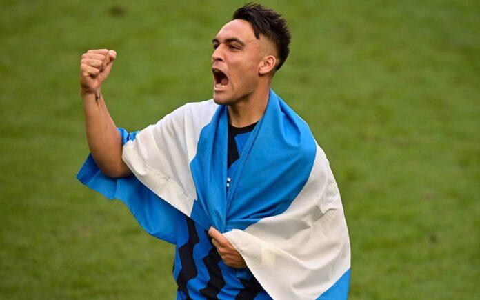 Inter, l'agente di Lautaro: