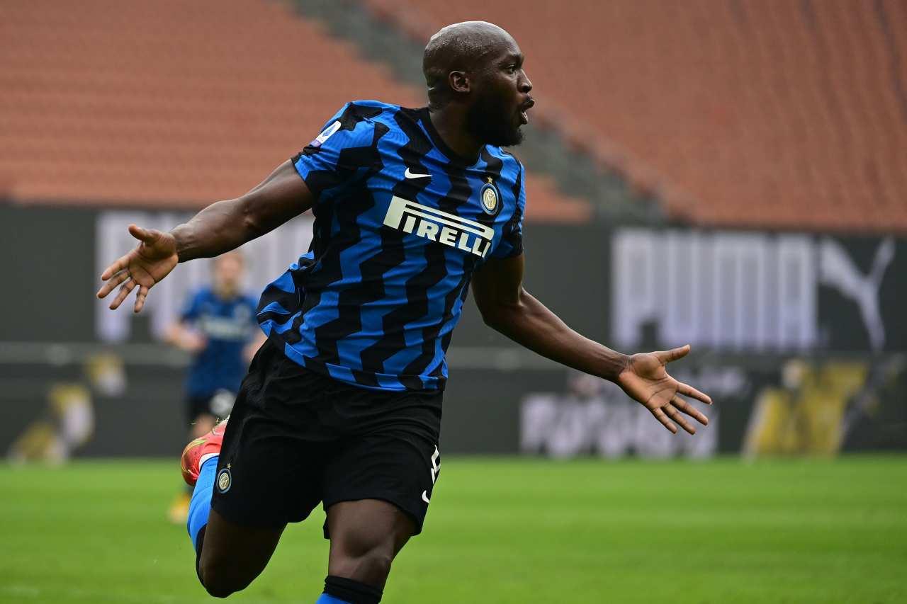 Inter Lukaku Chelsea