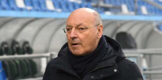 Calciomercato Inter, svolta Marotta   L'annuncio sul suo futuro