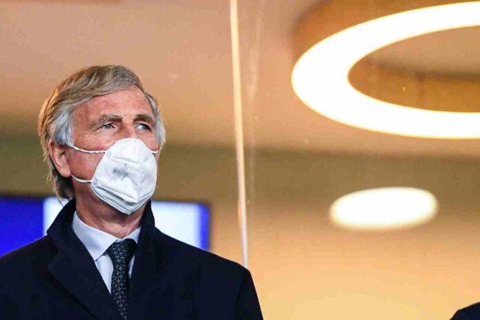 Orari Serie A, Preziosi attacca: