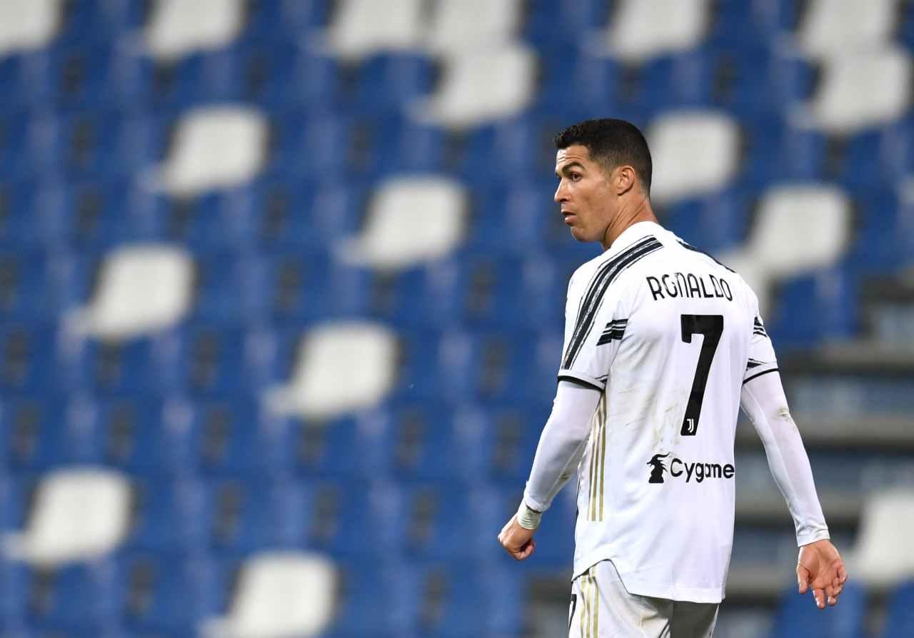 Calciomercato Juventus, blitz per Ronaldo | Contatto diretto con Mendes