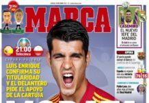 Marca, Morata y 13.000 mas