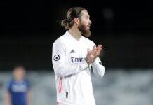 L'addio di Sergio Ramos al Real Madrid