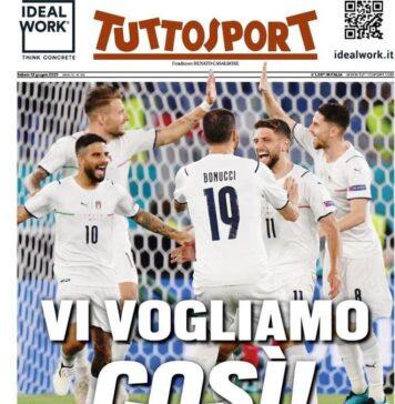 tuttosport-euro-2020-turchia-italia-prima-pagina-12-giugno
