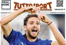 TuttoSport, la prima pagina di oggi 17 giugno 2021