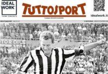 Tuttosport, Boniperti la Juve