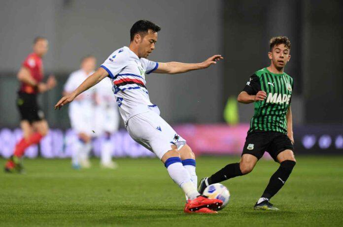 Calciomercato Sampdoria, proposta dell'Al Duhail per Yoshida: la risposta
