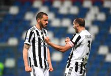 Juventus, l'annuncio sul rinnovo di Chiellini