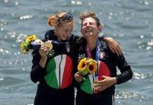 Olimpiadi, Paltrinieri è d'argento | Rodini-Cesarini oro nel canottaggio