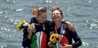 Olimpiadi, Paltrinieri è d'argento   Rodini-Cesarini oro nel canottaggio