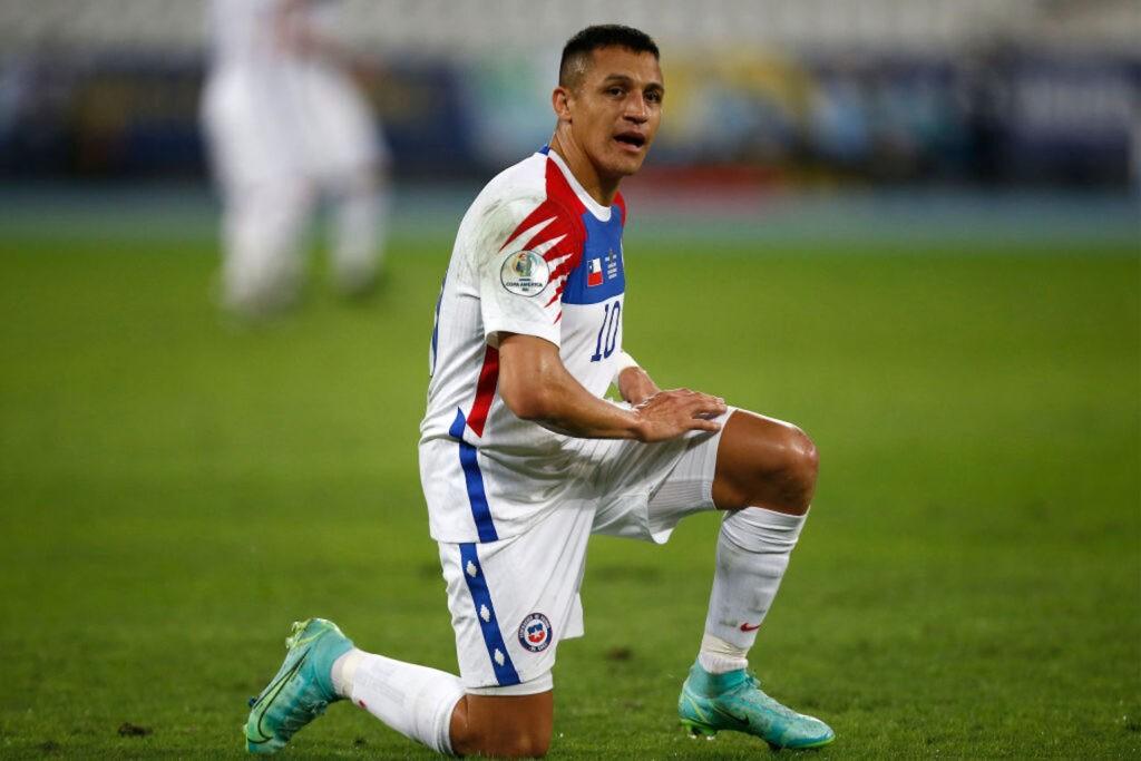 Alexis Sanchez Inter Keita