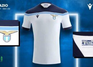 Lazio maglia away: tutti i dettagli